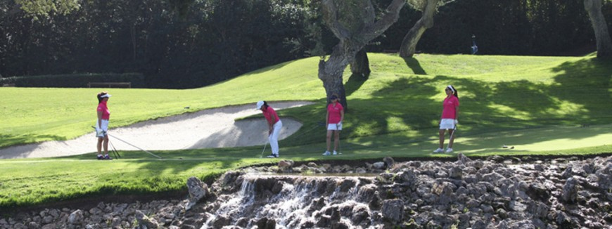 Final II Circuito de Golf