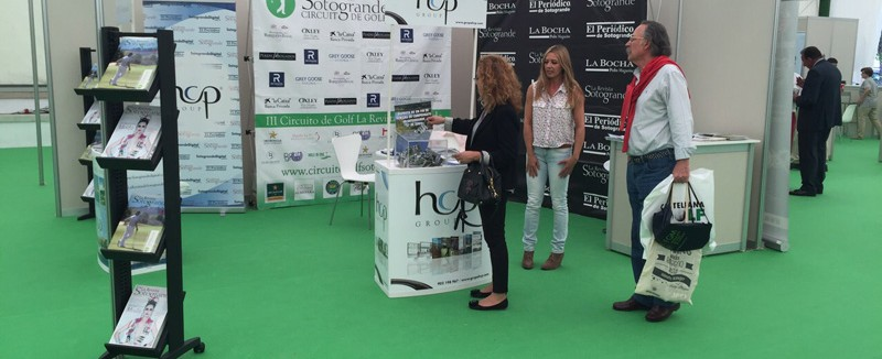 Grupo HCP, en Madrid Golf
